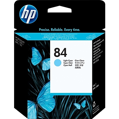 HP 84 Light Cyan Print Head (C5020A)