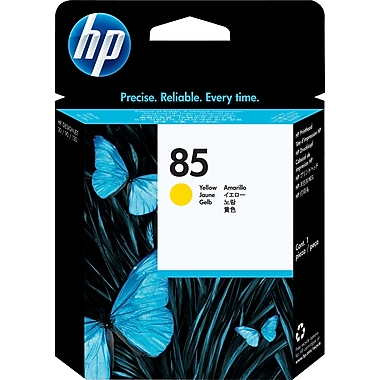 HP – Tête d'impression jaune 85 (C9422A)