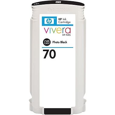 HP 70 Photo Black Ink Cartridge (C9449A)
