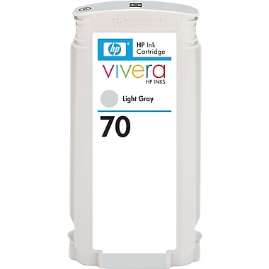 HP 70 Light Grey Ink Cartridge (C9451A)
