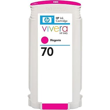 HP – Cartouche d'encre magenta 70 (C9453A)