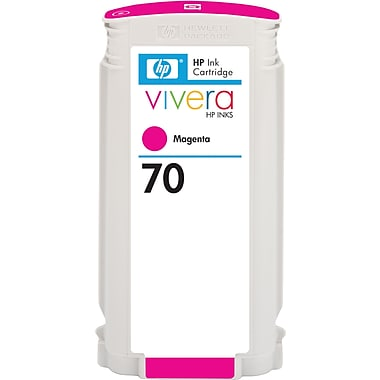 HP 70 Magenta Ink Cartridge (C9453A)