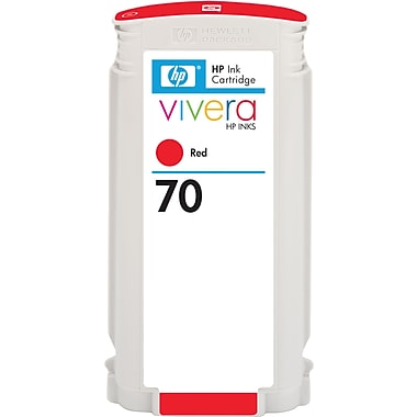 HP 70 Red Ink Cartridge (C9456A)