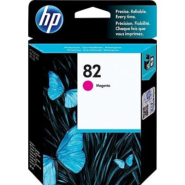 HP – Cartouche d'encre magenta 82 (CH567A)
