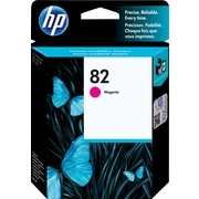 HP 82 Magenta Ink Cartridge (CH567A)