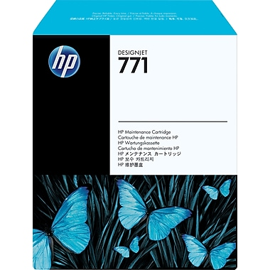 HP DesignJet 771 Maintenance Cartridge (CH644A)