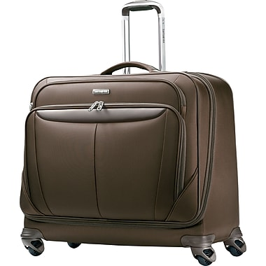 Samsonite Silhouette Sphere Spinner Garment Bag,  Espresso Brown