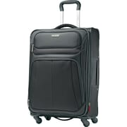 Samsonite Aspire Sport, 25 Spinner Luggage, Black