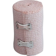 "First Aid Only™ Elastic Bandage Wrap w/ 2 Fasteners, Latex-free, 3"" x 5yd, 12/box"