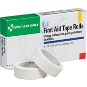 First Aid Only First Aid Tape, 1/2in., 2/box