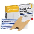 First Aid Only Knuckle Bandage, Fabric, 8/box