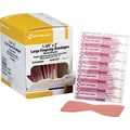 First Aid Only Fingertip Bandage, Large Heavy Woven, 25/box