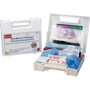First Aid Only™ Bloodborne Pathogen/Personal Protection Kit w/ Microshield®, 26 pieces
