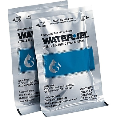 Water-Jel® Burn Dressing 4