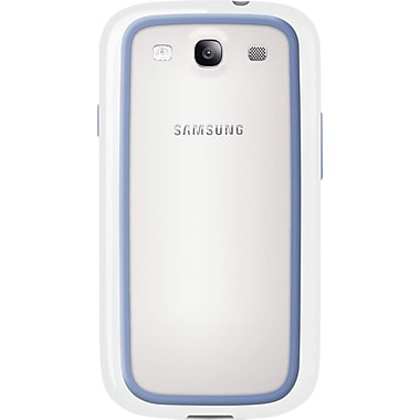 SAMSUNG GALAXY S4 Surround Case, Whiteout and Blue