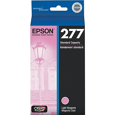 Epson 277 Light Magenta Ink Cartridge (T277620-S)