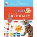 Houghton Mifflin Harcourt American Heritage® First Dictionary, Grades K-3, Hardcover