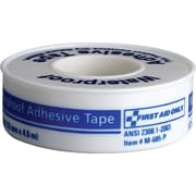 First Aid Only™ Waterproof tape w/ plastic spool, 1 x 5 yd