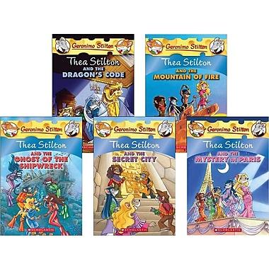 Geronimo Stilton Thea Stilton Collection, Books 1-5