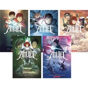 Collection Amulet, livres 1 à 5 (anglais)