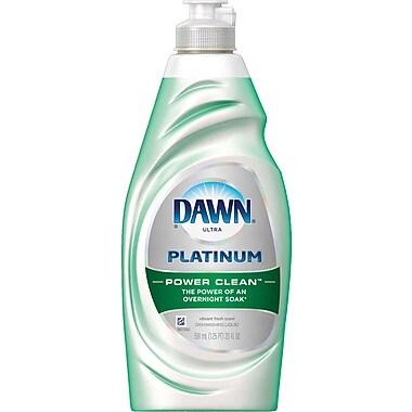 Dawn Platinum Dish Detergent, Vibrant Fresh Scent, 20 oz