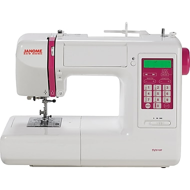 Janome Computerized Sewing Machine, Model DC5100