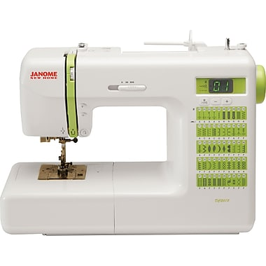 Janome New Home Computerized Sewing Machine, Model DC2012