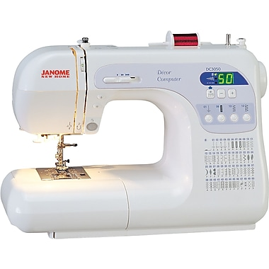 Janome New Home Computerized Sewing Machine, Model DC3050