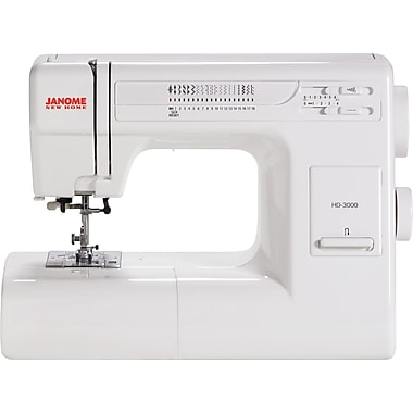 Janome Heavy Duty Sewing Machine, Model HD3000