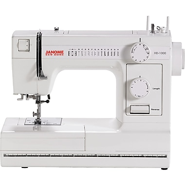 Janome Heavy Duty Sewing Machine, Model HD1000