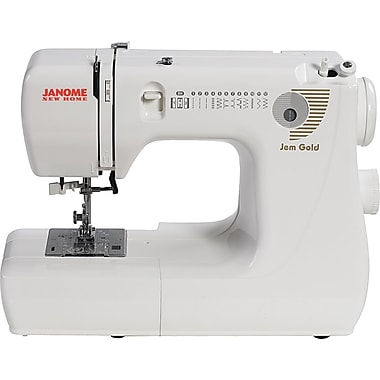 Janome Jem Gold Lightweight Sewing Macine, 660