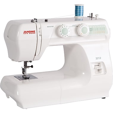 Janome Sewing Machine, Model 2212