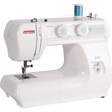 Janome Sewing Machine, Model 2212