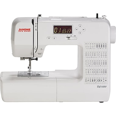 Janome Computerized Sewing Machine, Model DC1050