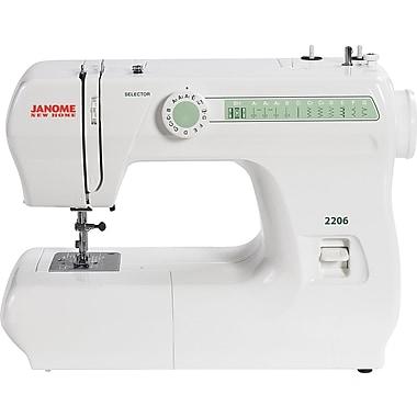 Janome Sewing Machine, Model 2206