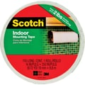 Scotch® Permanent Heavy Duty Mounting Tape, 3/4in. x 9.7 yds, 1in. Core