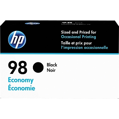 HP 98 Economy Black Ink Cartridge (D8J33AN)