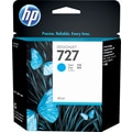 HP 727 40ml Cyan Ink Cartridge (B3P13A)