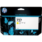 HP 727 130ml Yellow Ink Cartridge (B3P21A), High Yield