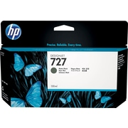 HP 727 130ml Matte Black Ink Cartridge (B3P22A), High Yield