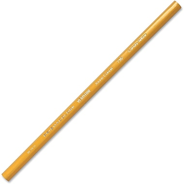 Prismacolor® Verithin® Coloured Pencils, Canary Yellow, 12/Pack