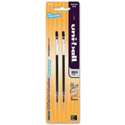 uni-ball® Jetstream™ Rollerball Pen Refills, Bold 1.0mm Tip, Black, 2/Pack