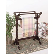 Powell® Blanket Rack, Heirloom Cherry