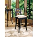 Powell® Hills Of Provence Bar Stool, Antique Black