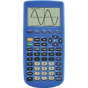 Guerrilla Blue Silicon Case for TI-83 Plus Graphing Calculator
