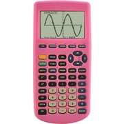 Guerrilla Pinl Silicone Cover for TI-83 Plus Graphing Calculator