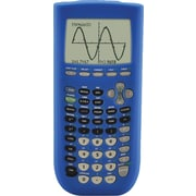Guerilla Blue Silicone Cover for TI-84 Plus Graphing Calculator
