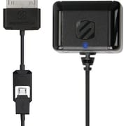 Scosche 2-in1 charger for iPod and more, reVAMP line
