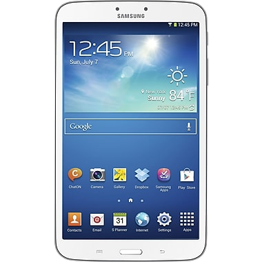 Samsung Galaxy Tab 3 8.0in., White