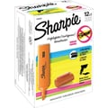 Sharpie Blade Highlighters, Chisel Tip, Orange, Dozen